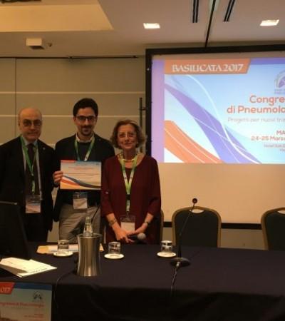 Congresso di Pneumologia – Progetti per nuovi traguardi – Basilicata 2017 – Report post evento