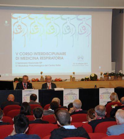 La Medicina Respiratoria si ritrova in Abruzzo