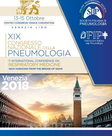 XIX Congresso Nazionale della Pneumologia: Programma Preliminare
