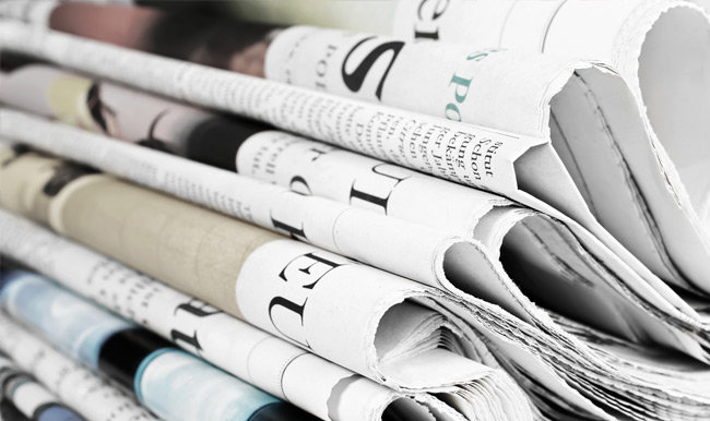 Rassegna Stampa SIP/IRS del 14/11/2018