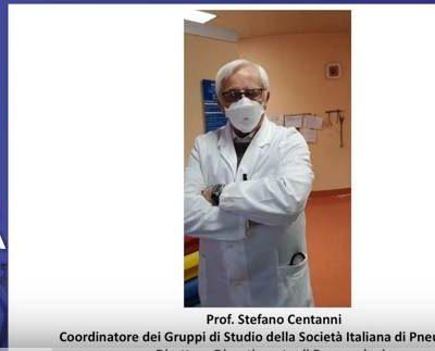Il videomessaggio del Prof. Stefano Centanni