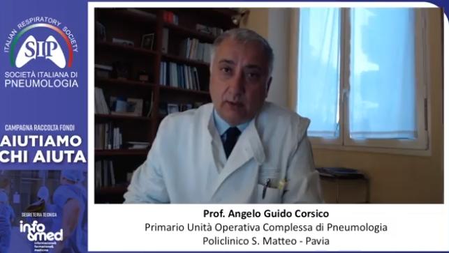 AIUTIAMO CHI AIUTA – L'APPELLO DEL PROF. ANGELO CORSICO